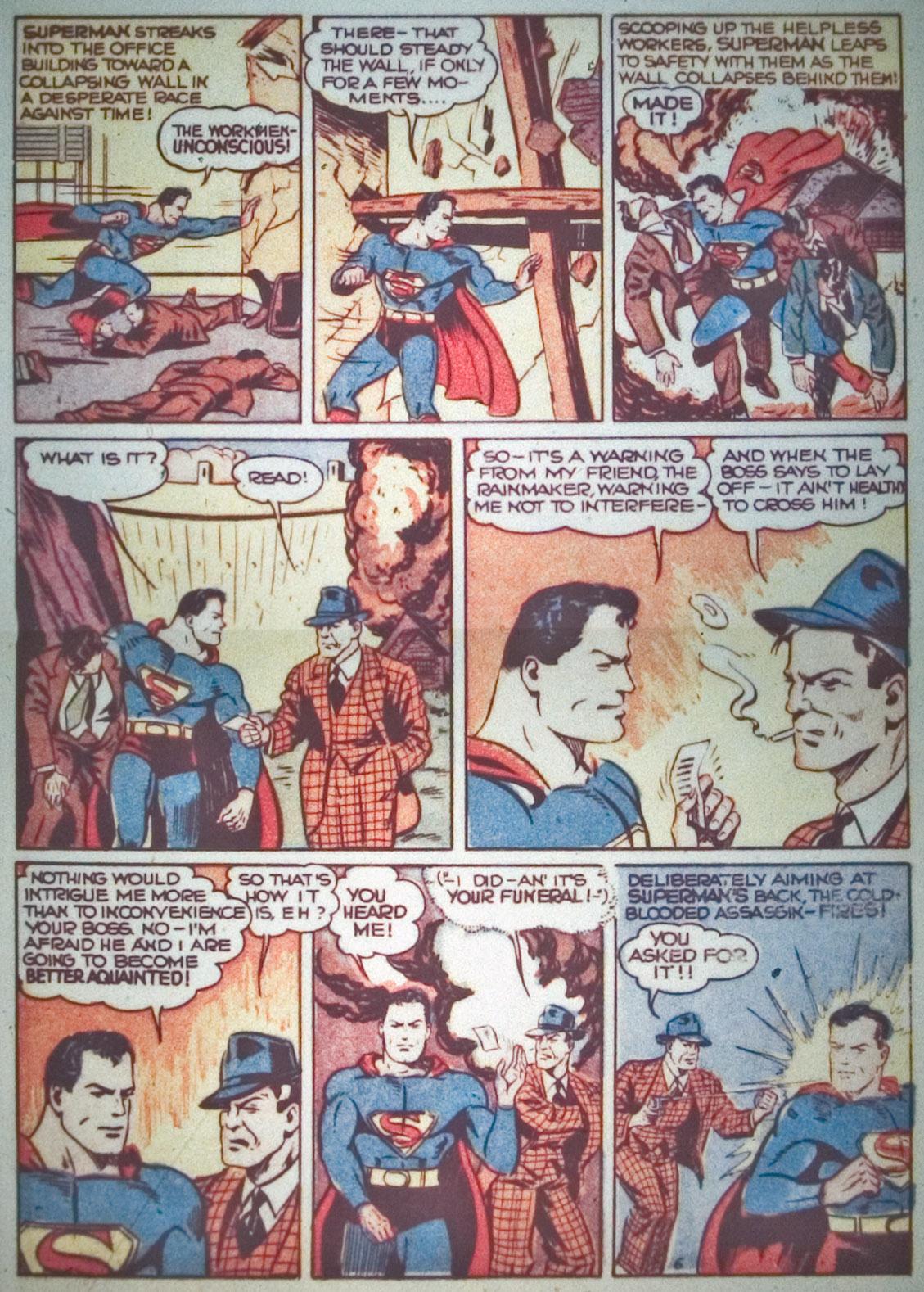 Read online World's Finest Comics comic -  Issue #1 - 8