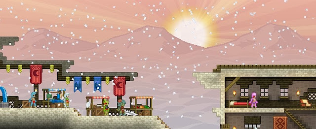 Starbound - What's in the pipeline for this     - Indie Retro News