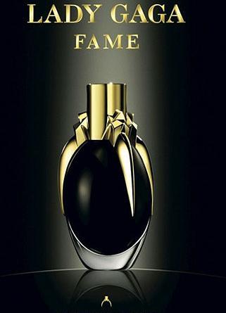Conheça o perfume da Lady Gaga: Lady Gaga Fame