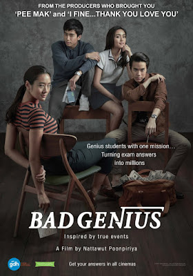 BAD GENIUS (2017) BluRay Pencuri Movie
