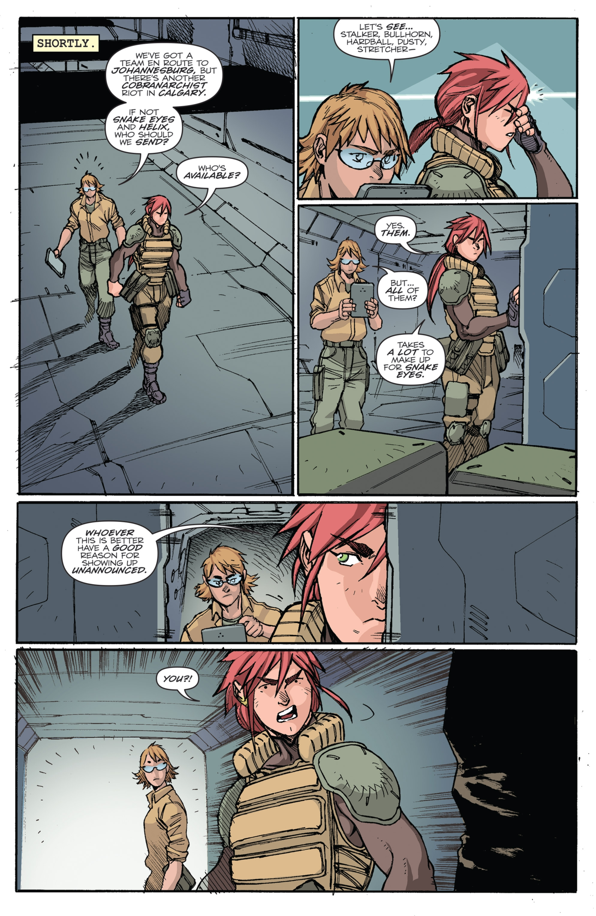 Read online G.I. Joe (2016) comic -  Issue #6 - 23
