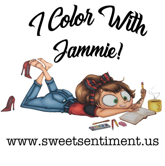 I Color With Jammie!