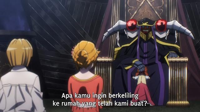 Overlord Season 3 Episode 05 Subtitle Indonesia