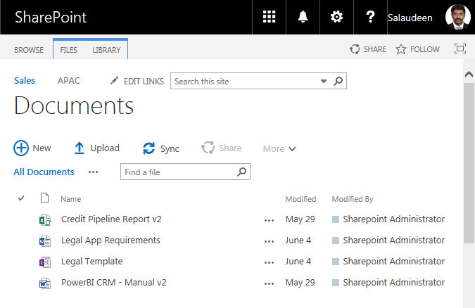 SharePoint Online Set List to Modern Experience
