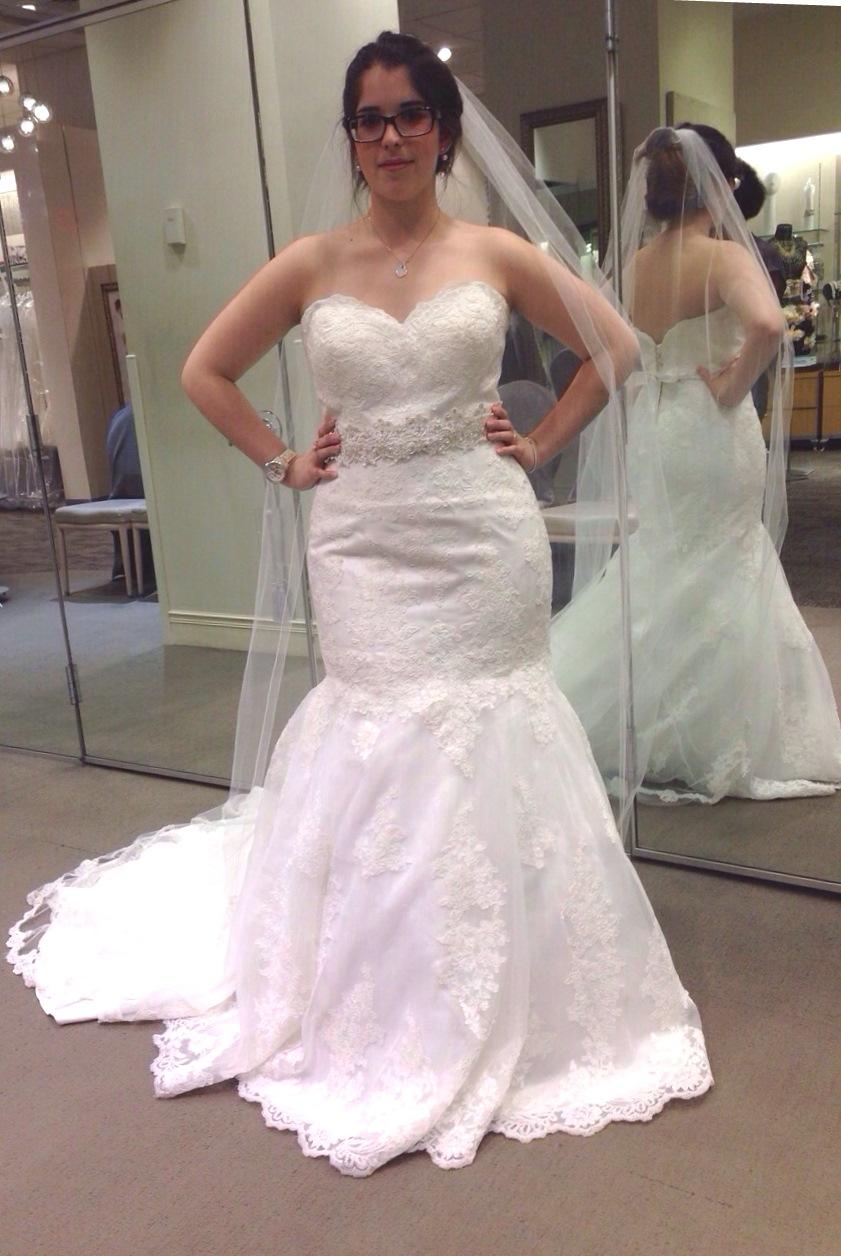 Mademoisellegabii: Wedding Blog #3 - The Dress
