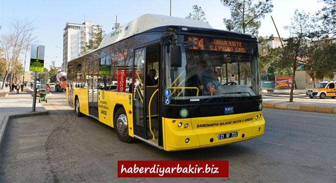 Diyarbakır-Bismil arasındaki 9 kırsal mahalleye yeni toplu ulaşım güzergahı