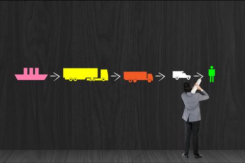 Retail's supply chain future: Streamlined and fully digitized