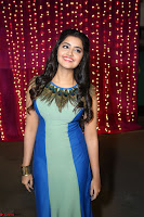 Anupama Parameswaran in lovely shaded gown ~  Exclusive 45.JPG