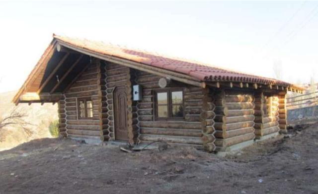 Model Rumah Kayu
