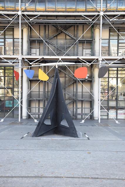 Paryż w pigułce #1 - Centre Pompidou - zdjęcie 3 - Francuski przy kawie