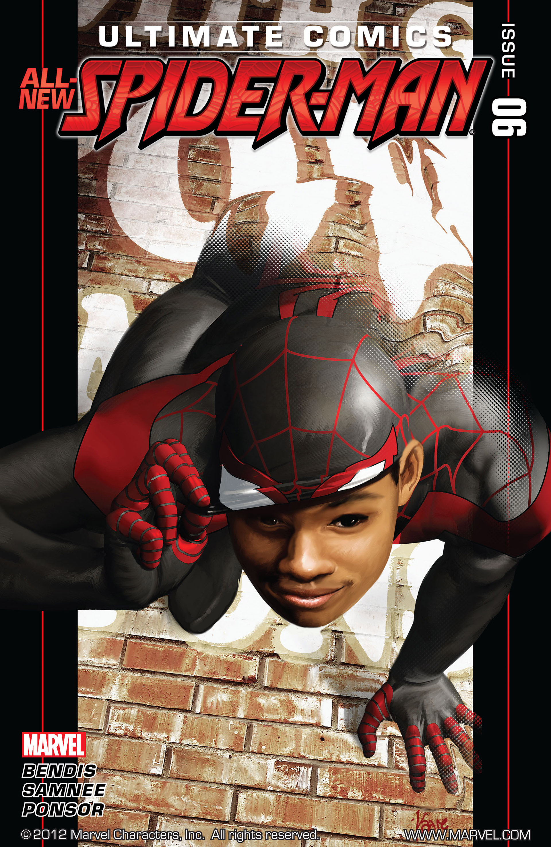 Read online Ultimate Comics Spider-Man (2011) comic -  Issue #6 - 1