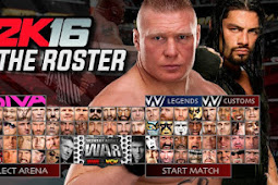 WWE 2K16 PS3 CFW FIX 3.41,3.55,4.21+ BLUS31565