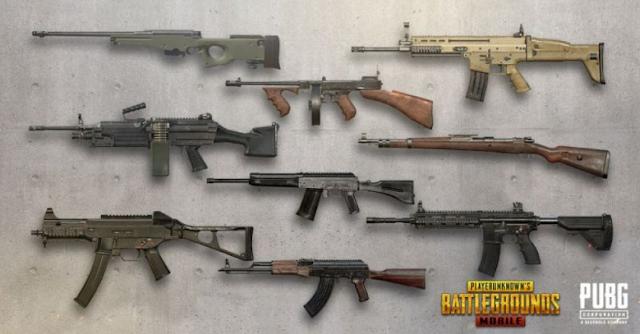3 Senjata PUBG Jarak Dekat Yang Paling Melumpuhkan Lawan Dengan Seketika