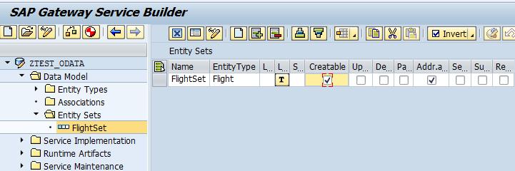 Create data in SAP Backend using OData Service - SAP ABAP,SAPUI5,SAP