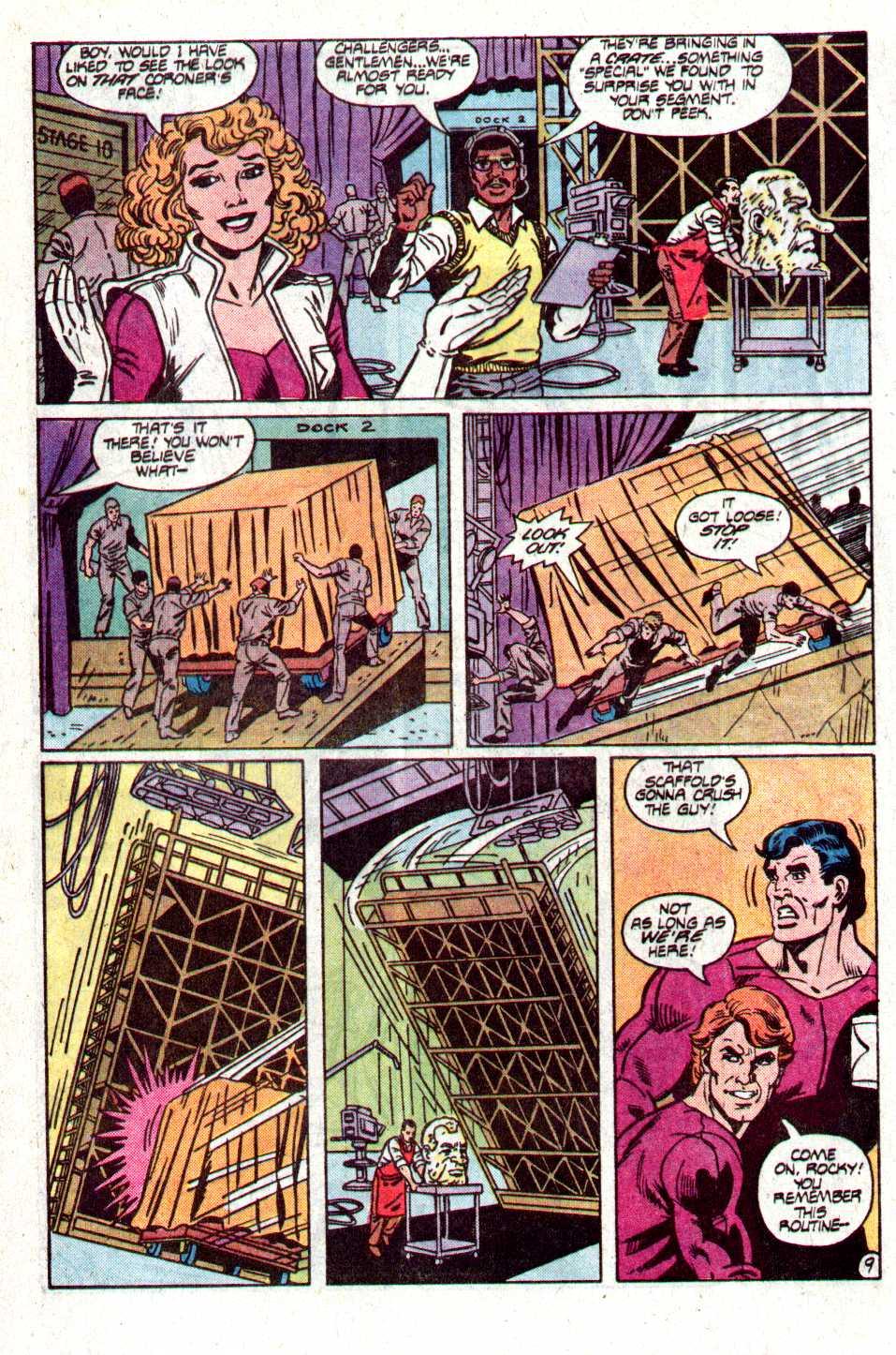 Read online Secret Origins (1986) comic -  Issue #12 - 27
