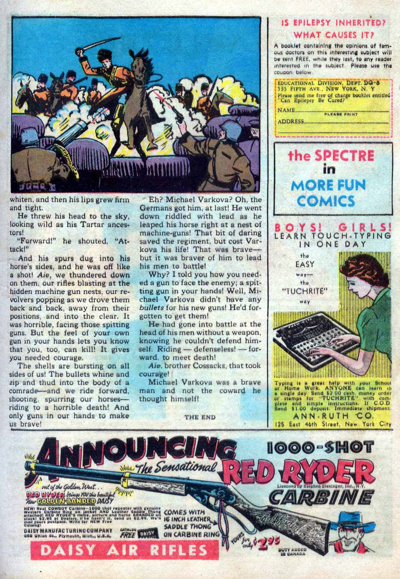 Read online Action Comics (1938) comic -  Issue #27 - 33