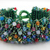 How to Bead Embellish A Bracelet Tutorial