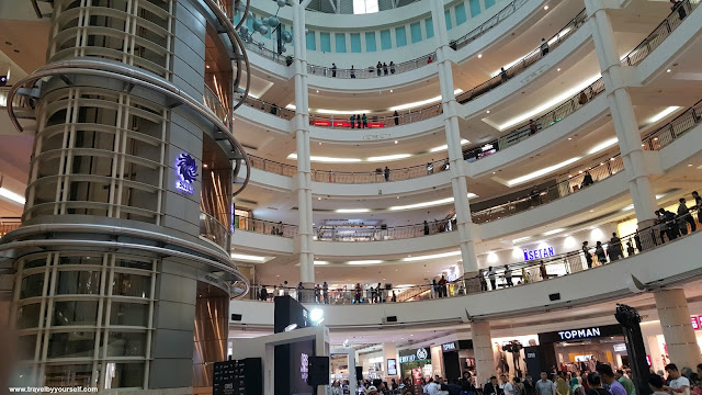 Suria KLCC Mall KL, Malaysia
