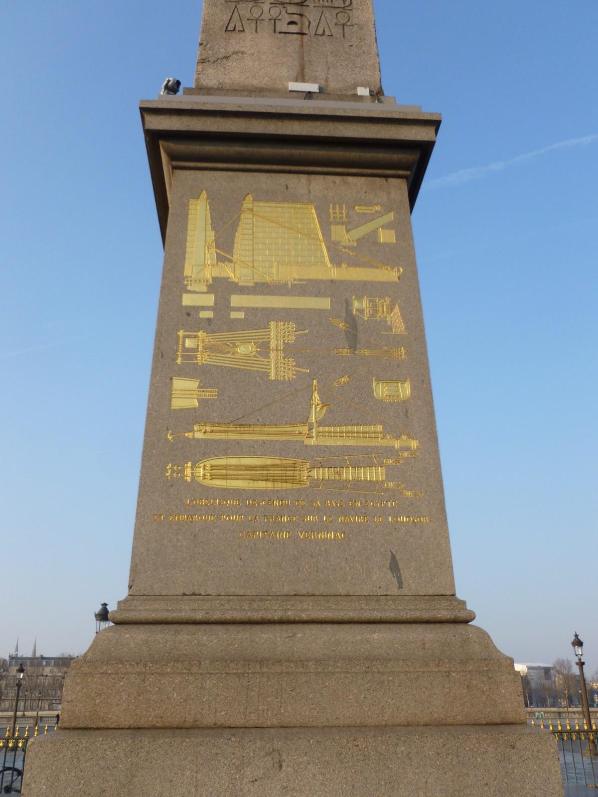 Photo-ops  Obelisks  Obelisk Of Luxor