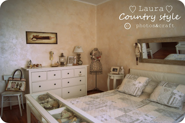 Laura Country Style My Home Bedroom