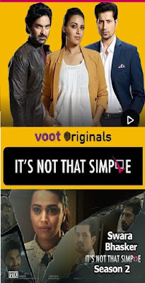 It's Not That Simple (2018) Complete Season 2