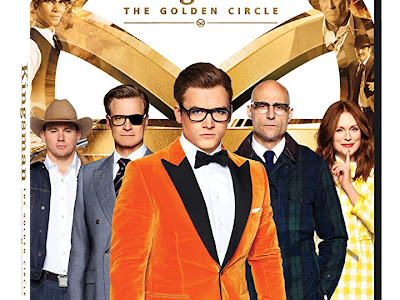 Movie: Kingsman: The Golden Circle (2017) (Download Mp4)