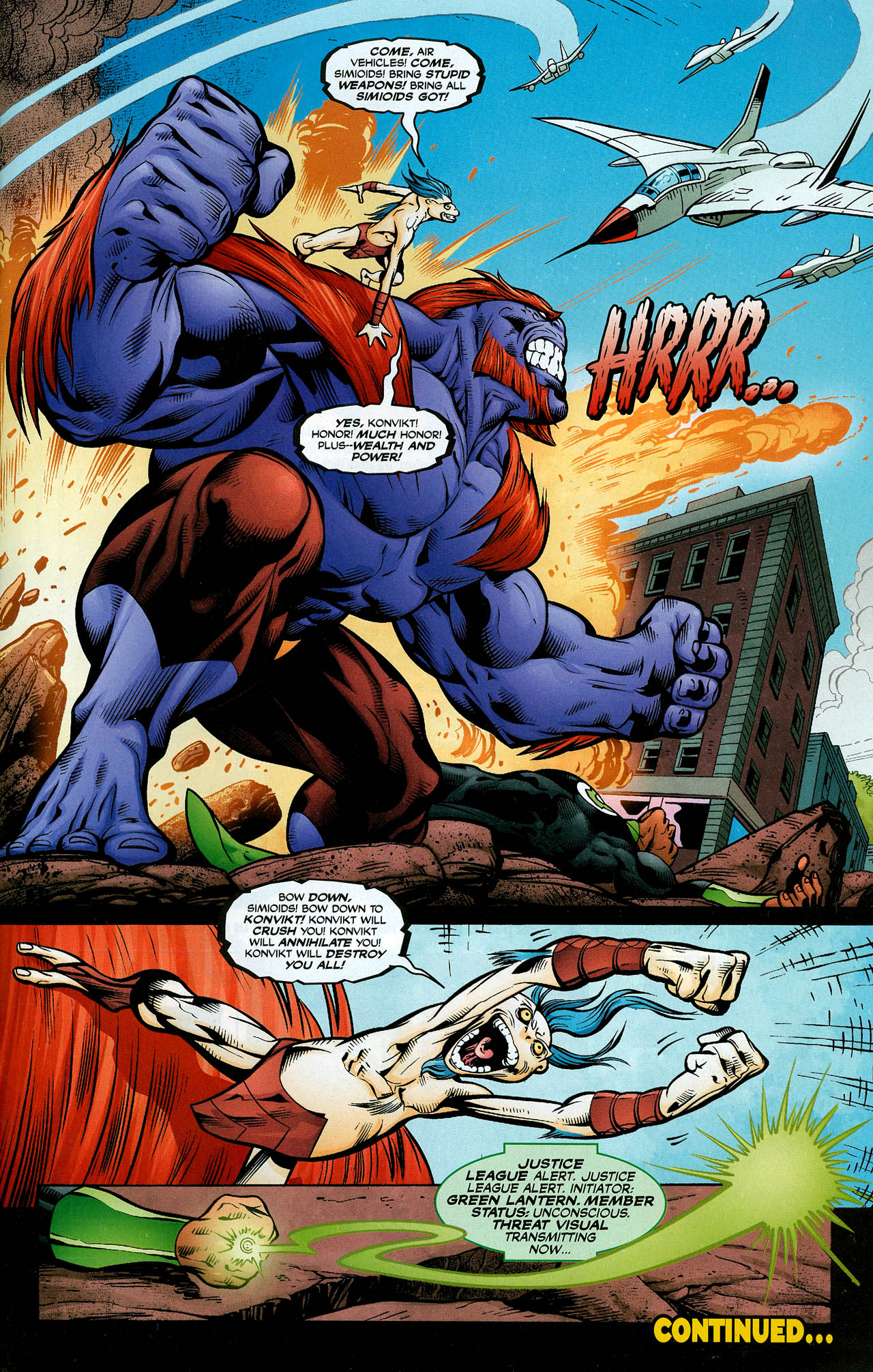 Read online Trinity (2008) comic -  Issue #2 - 30
