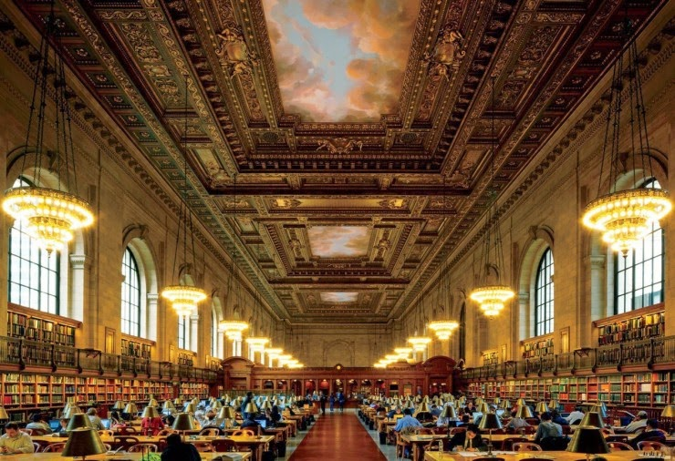 23. New York Public Library, USA - 31 Incredible Libraries and Bookstores Around the World