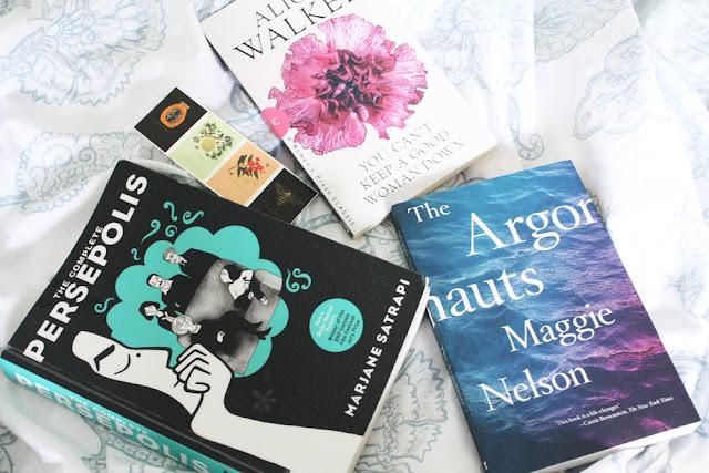 Feminist Book Club Reads | June