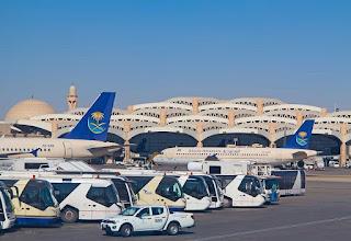 المملكة العربية السعودية تختار شركة SITA لتقنية المعلومات لتحويل خدمات المطارات