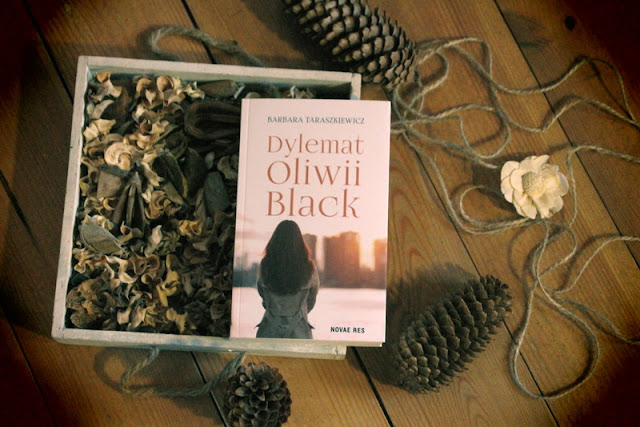 "Book Tour z ""Dylematem Oliwii Black"""