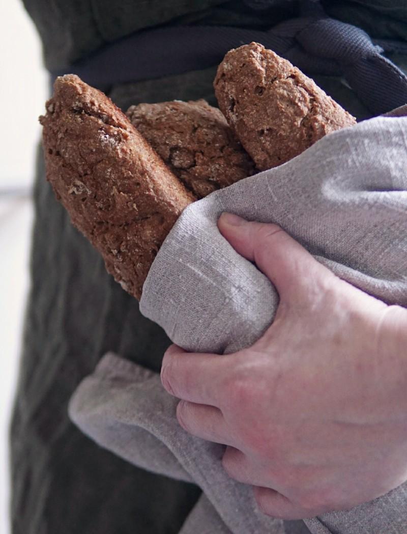 Leivonta, leipäresepti
