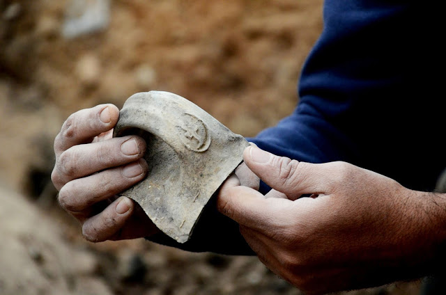 First Temple period gate-shrine unearthed at Israel's Tel Lachish National Park
