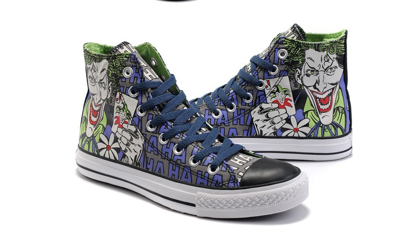 915caccfe132 Nike Dunks Custom Design Sneakers   Converse Shoes Joker High Tops ...