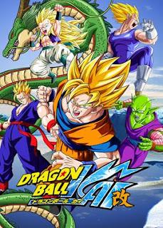 Anime Mirip Dragonball Z Kai