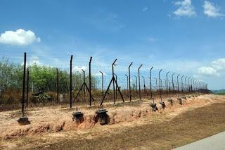 Pagar sempadan Malaysia-Thailand usang, tidak kukuh untuk keselamatan
