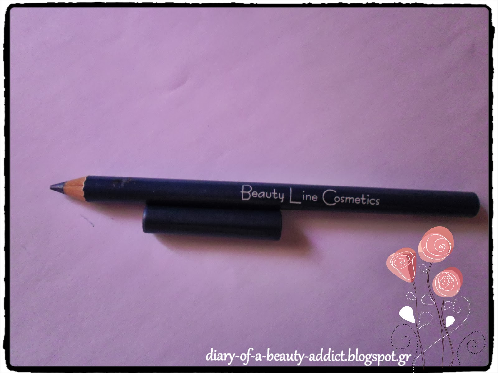 Beauty Line Cosmetics Eye Pencil/036 Blue