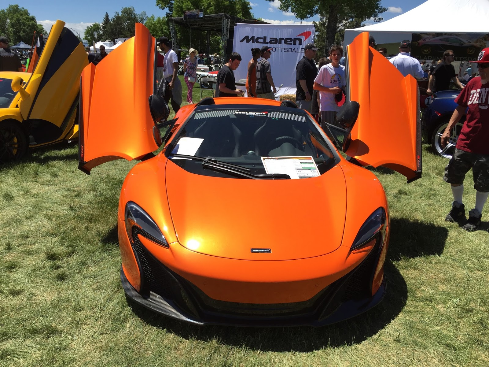 Colorado Springs EV Club: CP Of Colorado Car Show A Success