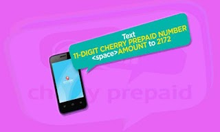 Cherry Prepaid SIM Share a Load or Pasaload to Other Mobile Number