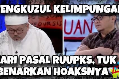 Perilaku Tengku Zulkarnain 'Tuman' Hoax