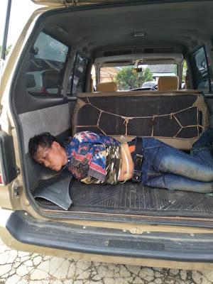 Berulah di TPS, Pemuda di Rimbo Bujang Diamankan