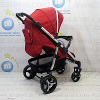 Babyelle BS-S701RS Flix lightweight hadap depan belakang baby stoller