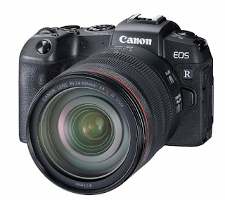 Canon EOS RP Full-frame Mirrorless