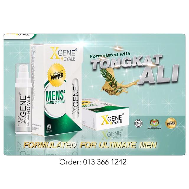 Xgene royale adalah produk kelahiran Dr Ismail Tambi bagi rangsangan zakar dan penjagaan kemaluan. Ia diperbuat daripada tongkat ali dan sudah lima tahun di pasaran