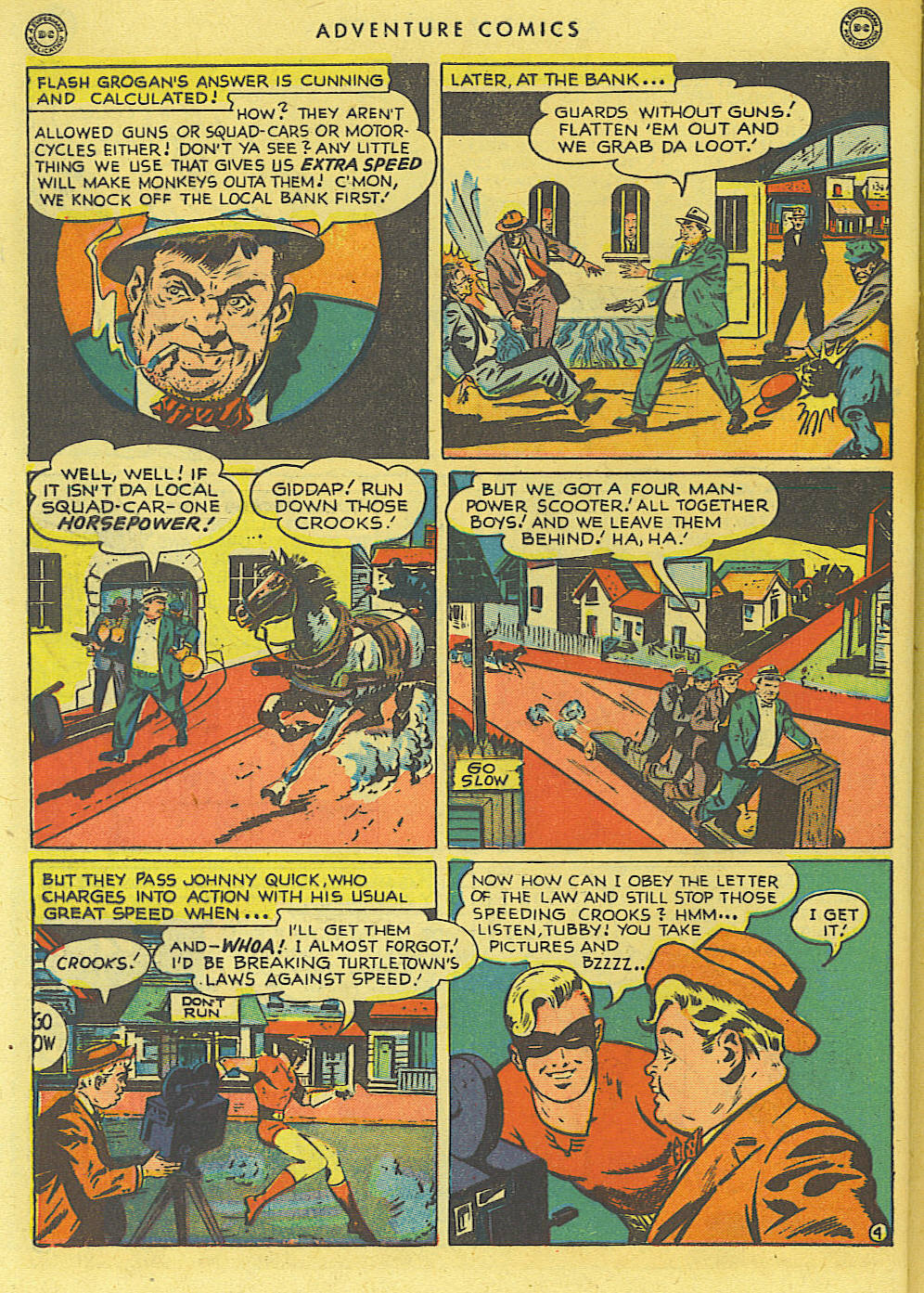Read online Adventure Comics (1938) comic -  Issue #135 - 46