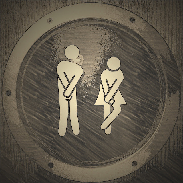 Here are some odd and odder wedding traditions that are practiced in different countries. (https://pixabay.com/en/toilet-wc-loo-public-toilet-cute-1033443/)