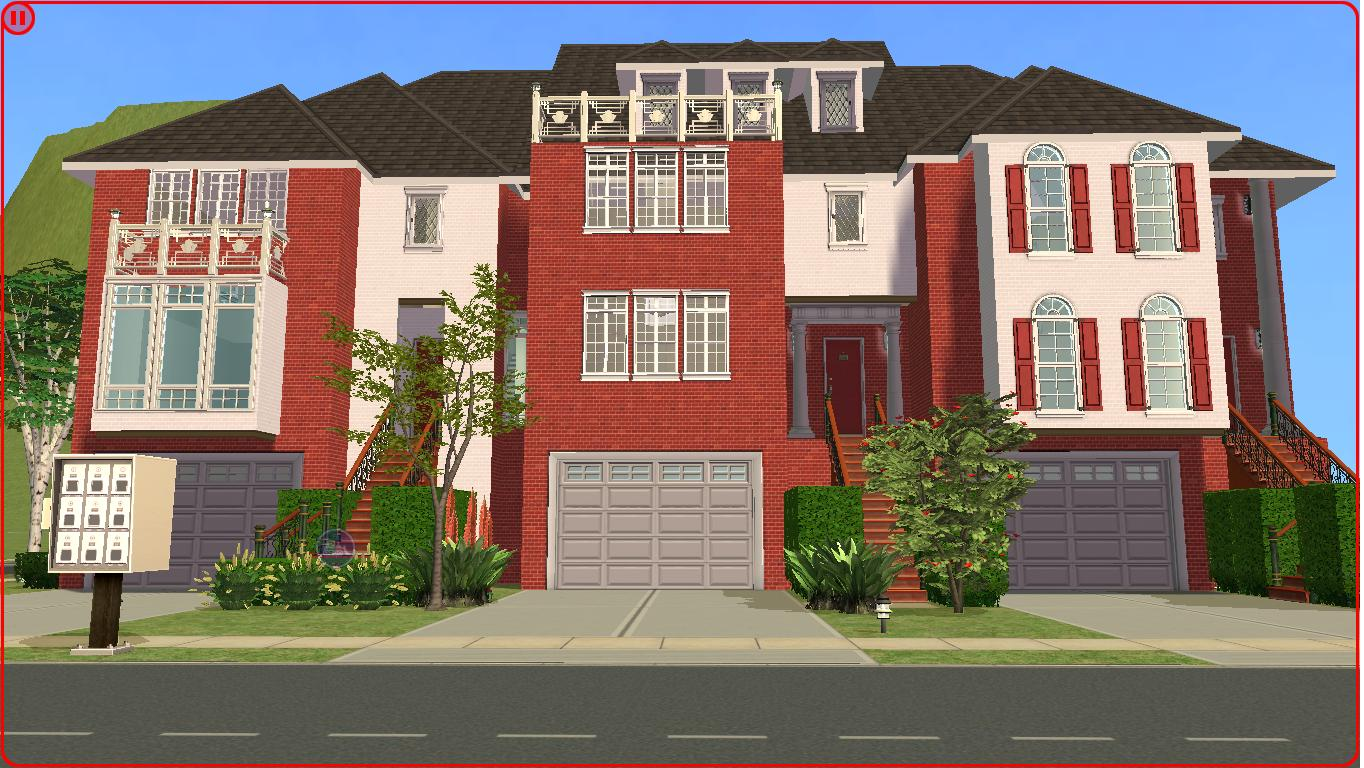 Three Bedroom Townhouse For Rent Sims 2 Lot Downloads Riverstone Commons Luxury Townhomes