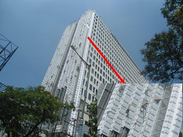 pembungkus gedung