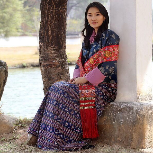 Happy birthday to you, Queen Jetsun Pema, The Gyaltsuen. Crown Prince Jigme Namgyel
