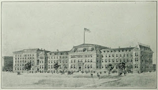 Deutsches Hospital, 1906